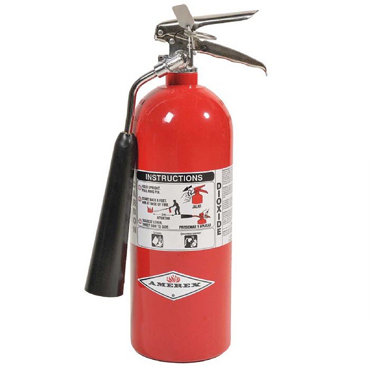 CO2 EXTINGUISHERS` – General Fire and Safety