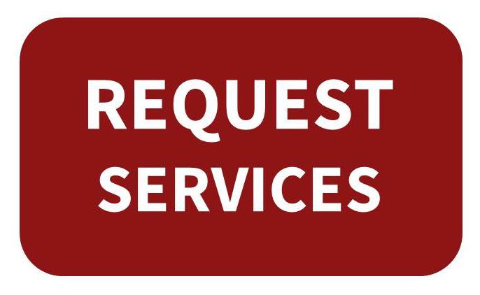 Event Services - REQUEST JOB