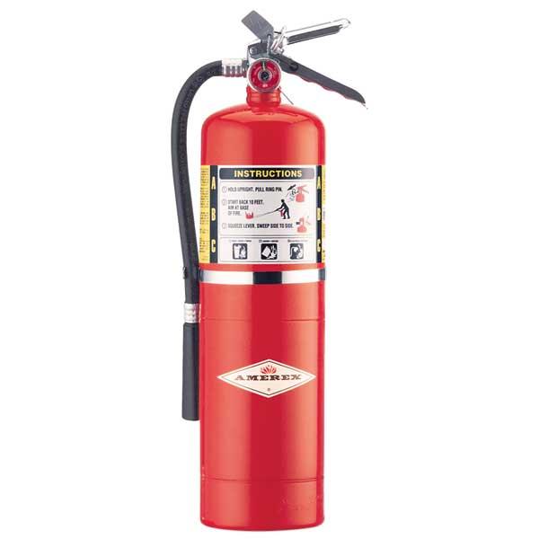 Amerex FireExting 2.5 lbs