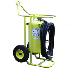 WHEELED clean agent
