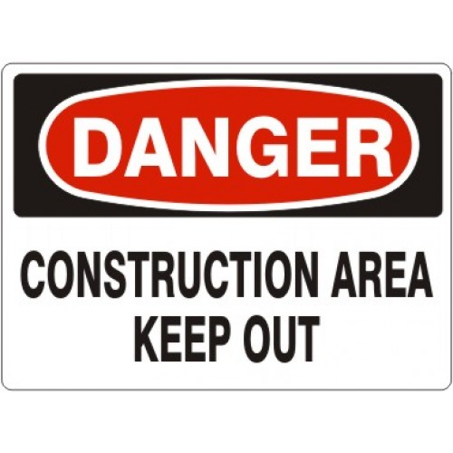 danger constr area