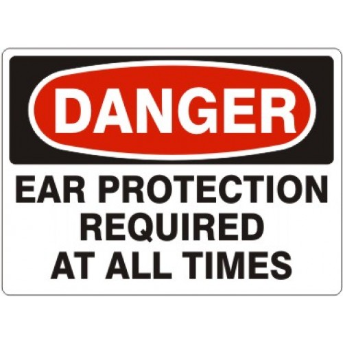 danger ear prot