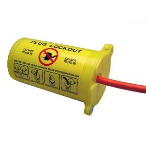 large plug