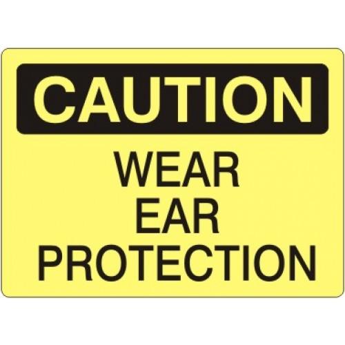 wear eye prot