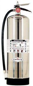 2 1/2 Gallon Water Extinguisher - Amerex Image