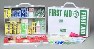 2 Shelf First Aid Kit Image