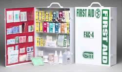 4 Shelf First Aid Kit Image