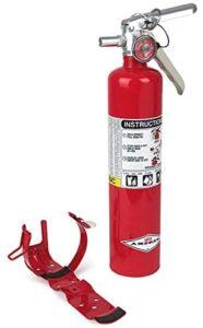 2 1/2 lb ABC Fire Extinguisher Image
