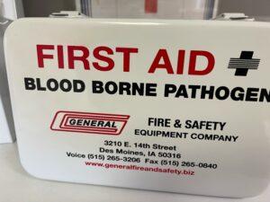 Bloodborne Pathogen Kit Image